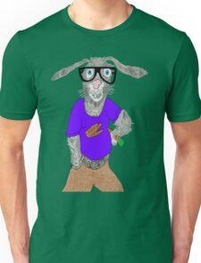 Mr. Harry Hare Feeling No Stress Unisex T-Shirt