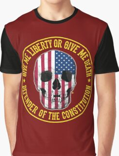 Give Me Liberty Graphic T-Shirt