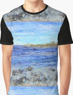 Islands and Surf Graphic T-Shirt