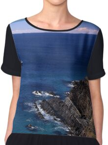 Sea View, Forster, New South Wales, Australia 2000 Chiffon Top