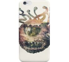 Beholder iPhone Case/Skin
