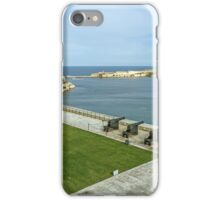 Cannons of Valletta iPhone Case/Skin