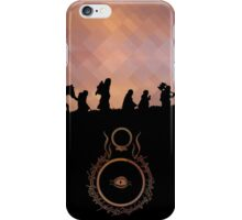 the fellowship iPhone Case/Skin