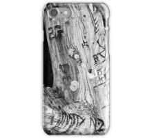 Punk Rock Tree iPhone Case/Skin