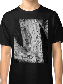 Punk Rock Tree Classic T-Shirt