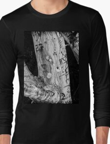 Punk Rock Tree Long Sleeve T-Shirt