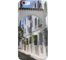 Calleja de las Flores iPhone Case/Skin