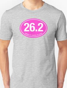 EURO STICKER PINK Unisex T-Shirt