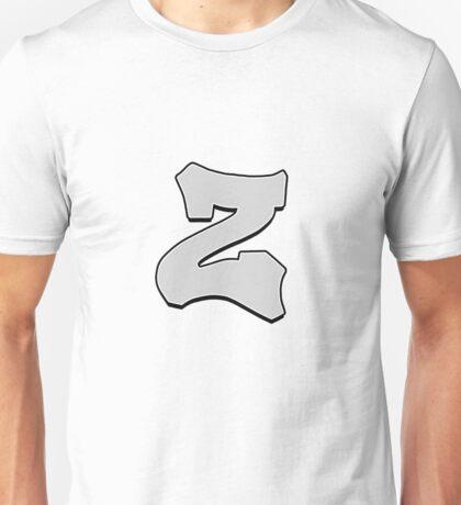 Letter Z Unisex T-Shirt