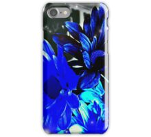 Daisies In Blue iPhone Case/Skin