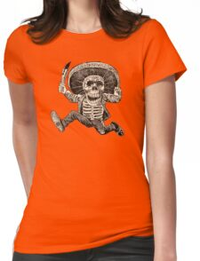 oaxaca Womens Fitted T-Shirt