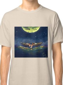 the boy and his boat Classic T-Shirt