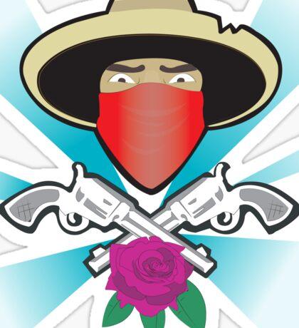 el ammo bandito  Sticker