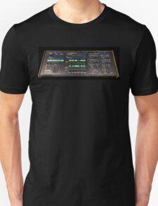 Oberheim Xpander Front Panel Unisex T-Shirt