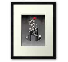 Timespotting Framed Print