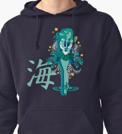 Soldier of the Sea & Embrace Pullover Hoodie