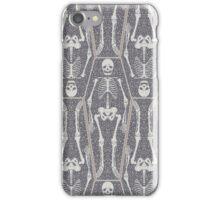 Skeleton Crew pattern iPhone Case/Skin