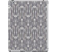 Skeleton Crew pattern iPad Case/Skin