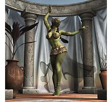 Orion Slave Girl Photographic Print
