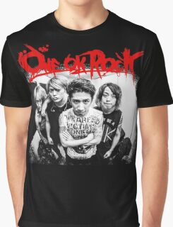 One Ok Rock !!! Graphic T-Shirt