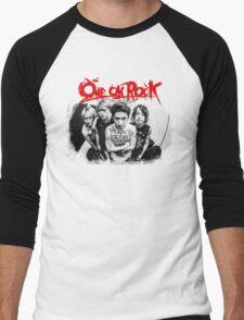 One Ok Rock !!! Men's Baseball ¾ T-Shirt
