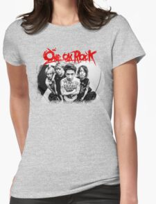 One Ok Rock !!! Womens Fitted T-Shirt