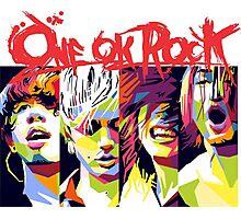 One Ok Rock ! Photographic Print