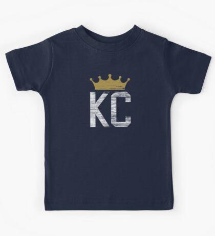 Crowned Kids Tee