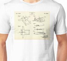 Airplane H R Hughes-1944 Unisex T-Shirt