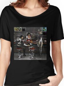 Vintage Sci-Fi 5 Women's Relaxed Fit T-Shirt