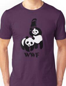 WWF Parody Panda Unisex T-Shirt