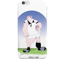 England Rugby - england player, tony fernandes iPhone Case/Skin