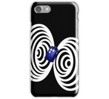 Travelling the Vortex iPhone Case/Skin