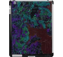 USGS TOPO Map Rhode Island RI East Greenwich 353282 1957 24000 Inverted iPad Case/Skin