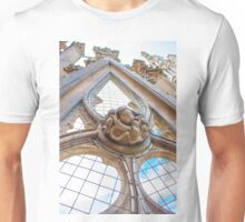detail as seen from the highest point of the terrace. Unisex T-Shirt