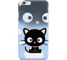 Cat Cartoon Funny iPhone Case/Skin
