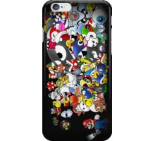 Crtoon Is in trouble Funny iPhone Case/Skin