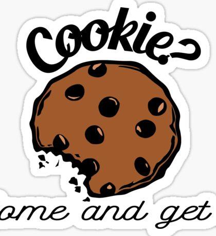 Cookie? Sticker