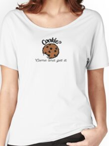 Cookie? Women's Relaxed Fit T-Shirt