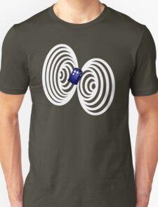 Travelling the Vortex Unisex T-Shirt