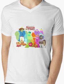 Princesses of Adventure Time! Mens V-Neck T-Shirt