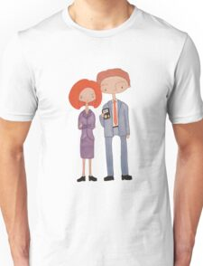 scully & mulder Unisex T-Shirt