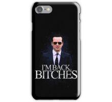 Jim Moriarty - I'm Back (BBC SHERLOCK) iPhone Case/Skin