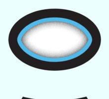 Team Aqua Logo Sticker