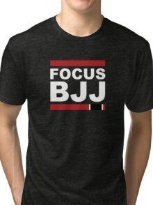 FOCUS BJJ Tri-blend T-Shirt