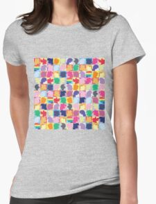 Little Womens Fitted T-Shirt