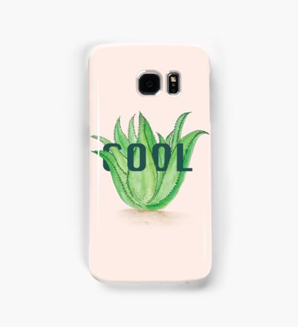 Aloe Vera by Kim Hoang Samsung Galaxy Case/Skin