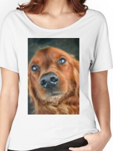 Irish Red Setter Women's Relaxed Fit T-Shirt