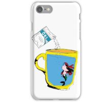 Marmaid and Oki iPhone Case/Skin