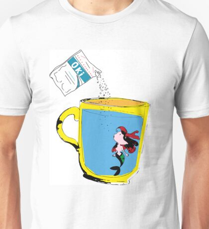 Marmaid and Oki Unisex T-Shirt